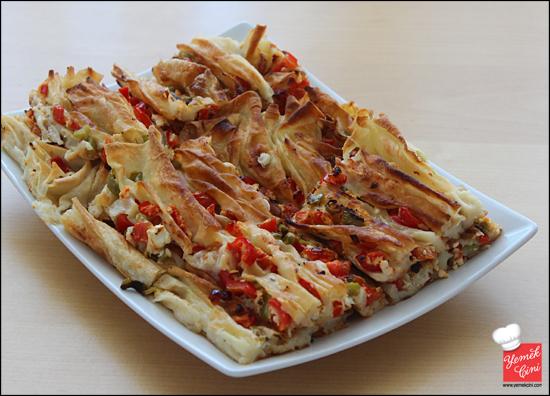 Sebzeli & Pileli Börek