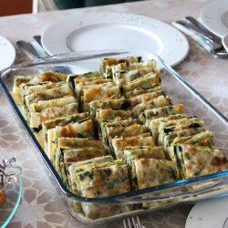 Osmancık Böreği (Irgat Böreği)