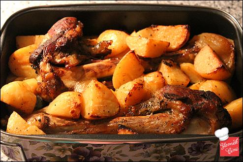Patatesli Kuzu İncik