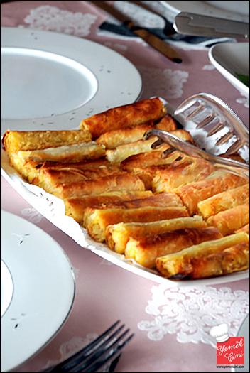 Patatesli Unlu Çıtır Börek