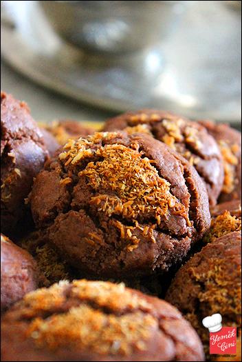 Tarçınlı & Kakaolu Kurabiye
