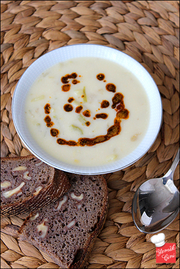 Terbiyeli Kabak & Patlıcan Çorbası