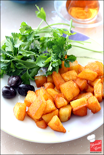 Toz Biberli Patates