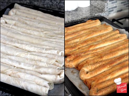 Patatesli & Peynirli Unlu Çıtır Börek