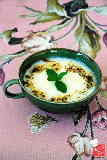 Yoğurtlu Pirinç Çorbası (Lebeniyye) 81